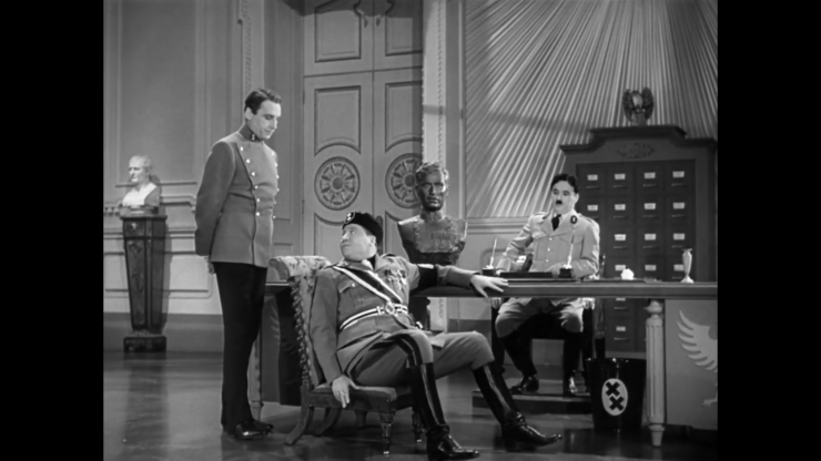 The Great Dictator Chairs