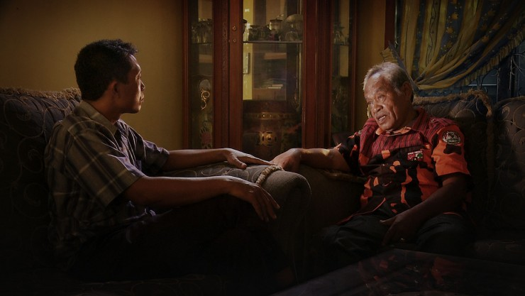 The Look of Silence Confronts the Perpetrators Directly