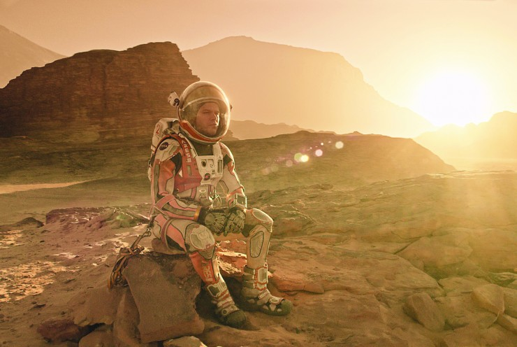 The Martian Screenplay For Your Consideration