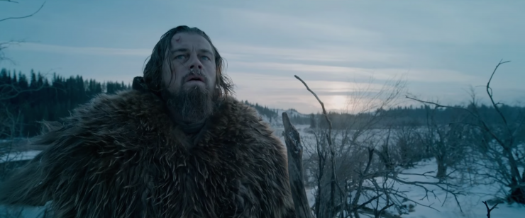 The Revenant Trailer Alexa 65 Footage