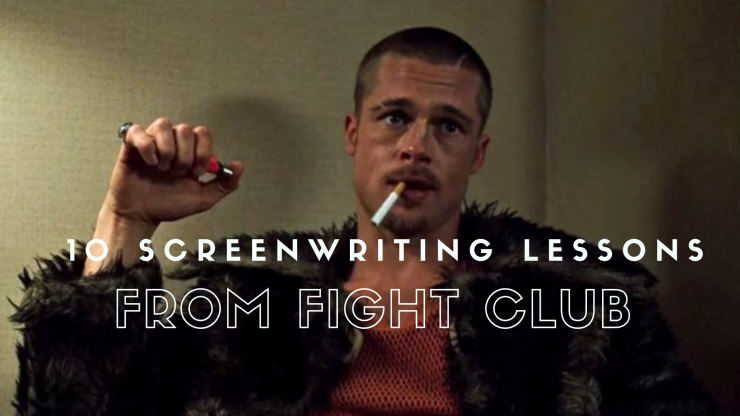 Fight club script PDF