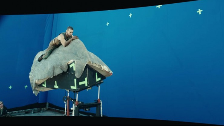 The Boys VFX on their methods for blue screen and green screen