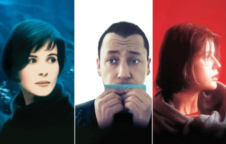 Kieslowski Color Trilogy poster No Film School