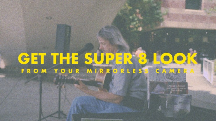 How To Get The Super 8 Look