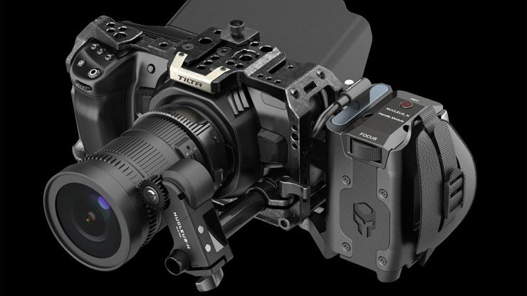 Tilta Blackmagic Pocket Cinema Camera 4K Modular Cage