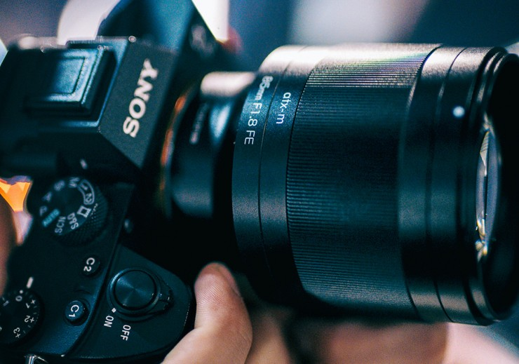 Tokina Introduces New 85mm F/1.8 FE Prime for Sony Mirrorless Cameras