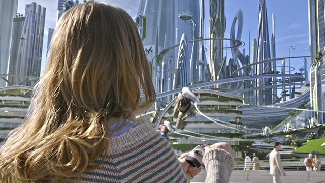 Brad Bird and Damon Lindelof Reveal the Writing and Creation of Tomorrowland