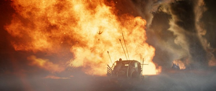 Mad Max Fury Road Digital and Practical Effects