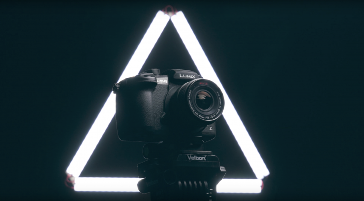 Getting Bored With Traditional Ring Lights? Try This Triangular DIY  Alternative Idea