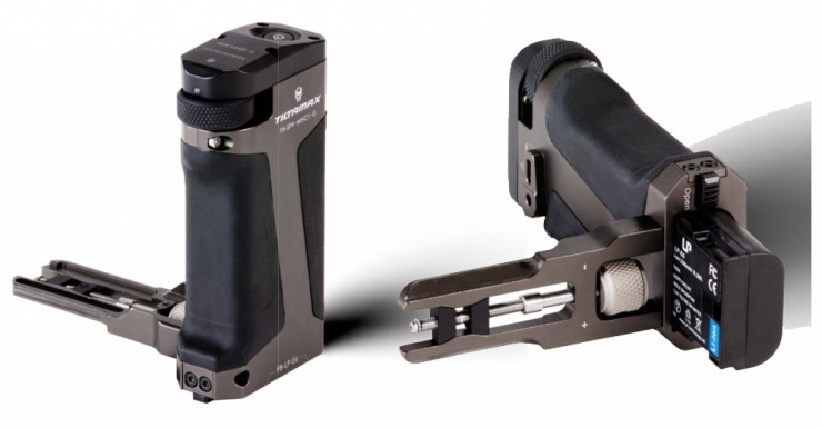 Tilta Type 1 Side Focus Handle for Canon EP and Sony L Series Batteries