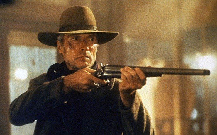 Unforgiven Clint Eastwood
