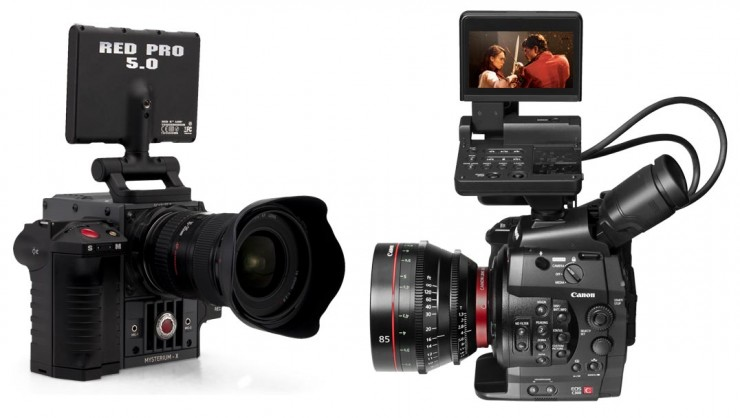 Where to Download the Full Canon C300 and RED SCARLET-X Manuals
