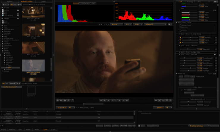RED Workflow: How to Get REDCINE-X and Premiere Pro Working Together