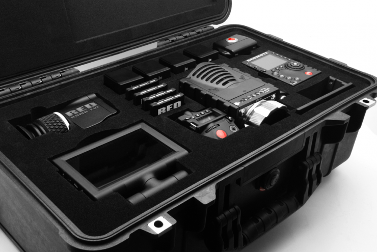 How To Build A Custom Red Scarlet Epic Flight Case For 75