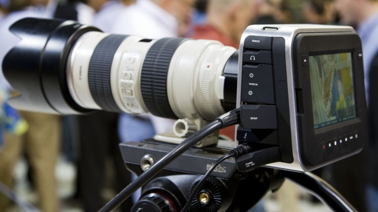 Hands-On With the 2.5K Blackmagic Design Cinema Camera