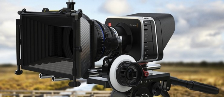 BlackMagic Design's Cinema Camera is a 2.5K RAW Shooter with Built ...