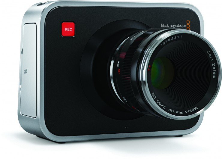 300c13fd8a Blackmagic Design s Cinema Camera Now Available for Pre-order - What Will  the Barebones Cost You