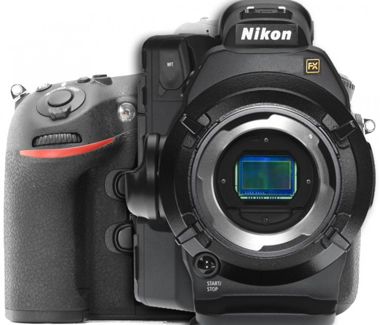 Will Nikon Enter the Large Sensor Video Camera Market to Compete ...