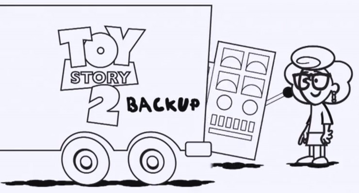 A Beginner's Guide to Backing Up Footage and How 'Toy