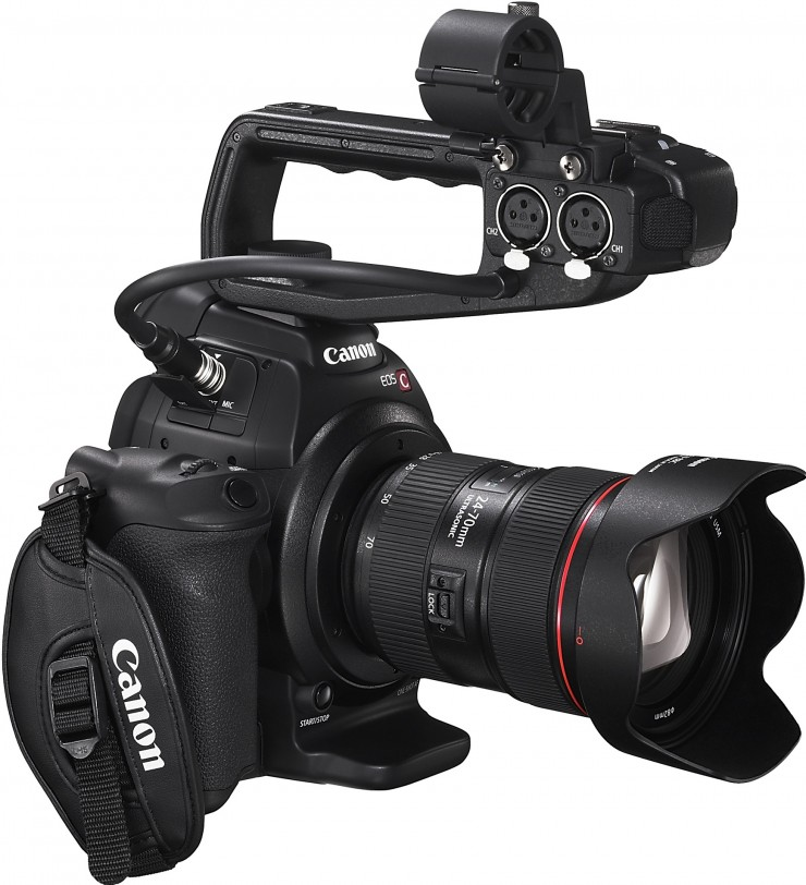 Is the Canon C100 Currently the Best Fully-Featured Budget ...