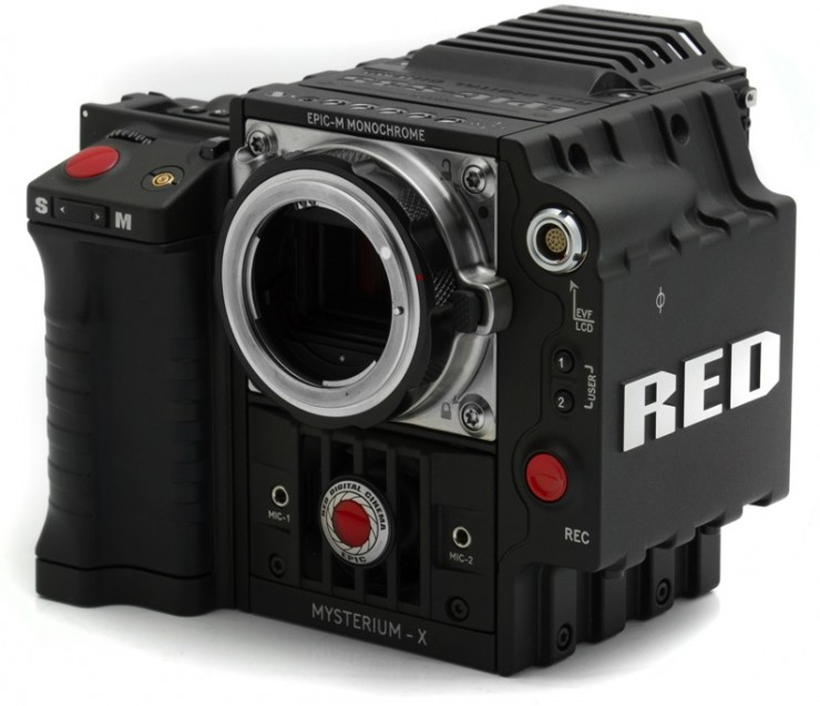RED EPIC Monochrome Vs. RED EPIC: A Jaw-Dropping Black And