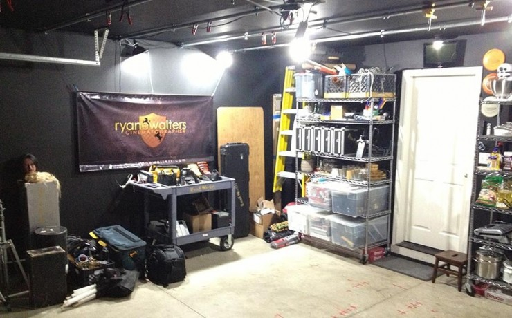 A Complete Guide To Turning Your Garage Into A Video Studio For Under $500
