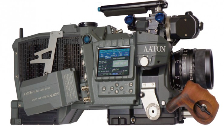 Aatons Penelope Delta Camera Innovation 35K RAW And Time Travel Sort Of