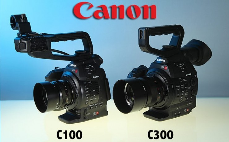 Which is the Better Value, Canon C100 or C300? Plus a Short