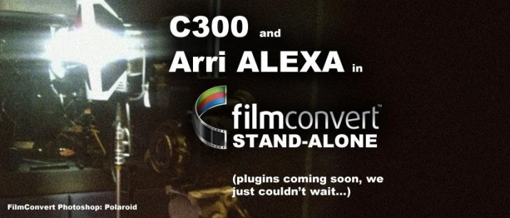 Film Looks the Easy Way: FilmConvert Now Supports Canon C300