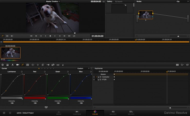 Magic Lantern DNG RAW Files Now Supported in DaVinci Resolve
