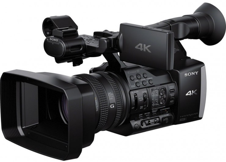 Sony Announces Two 4K 60FPS Cameras Under $7K