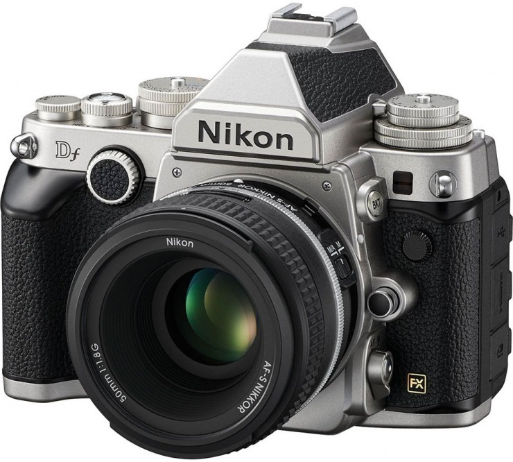 Nikon Df: New Full-Frame DSLR Brings Back Manual Dials & Axes Video ...