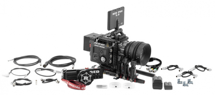 The RED 3-Axis Lens Control System: A Versatile Wireless