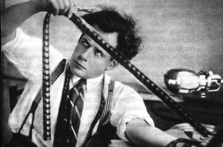 essays in film theory eisenstein