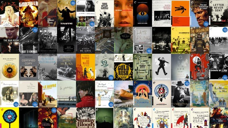 The Top 10 Criterion Films According to Today's Greatest Filmmakers
