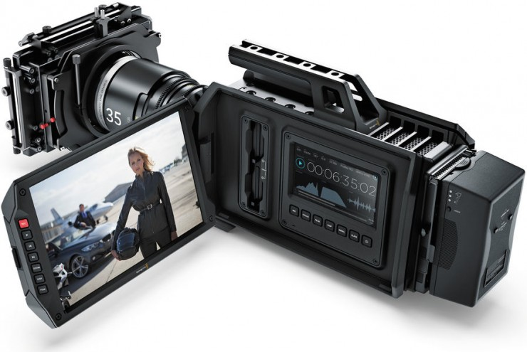 Blackmagic CEO Grant Petty Discusses URSA & Image Issues with ...
