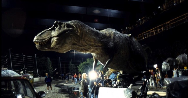 How The Cgi Dinosaurs Of Jurassic Park Changed The