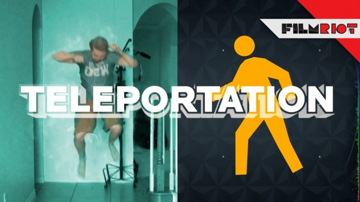 How to Pull off a Simple Teleportation Effect Using After Effects