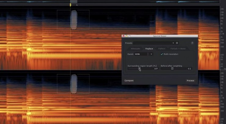 How to Resurrect Bad Production Audio with Izotope RX3's Spectral