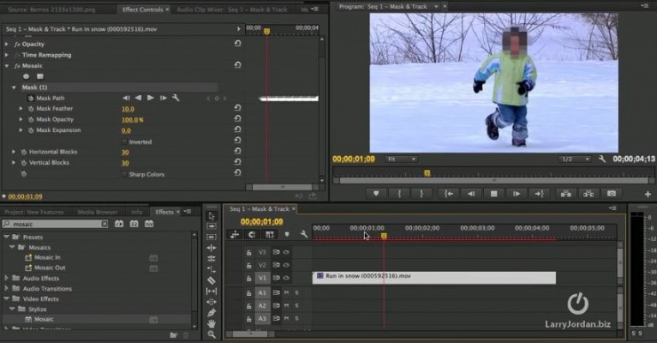 Masking & Tracking in Premiere Pro Is Really Easy: Here's