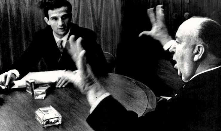 Listen to 12 Hours of François Truffaut Interviewing Alfred ...