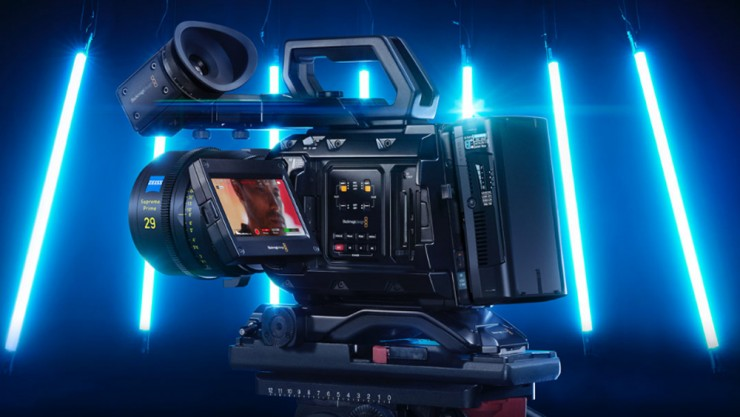Blackmagic Camera Setup 7 2 1 Release Improves Focus Assist