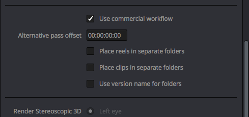 Use Commercial Workflow