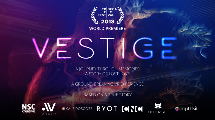 How Volumetric VR Film 'Vestige' Gives a New Meaning to 'Trip Down