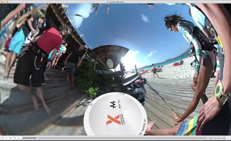VLC Media Player Adds 360° Video Support