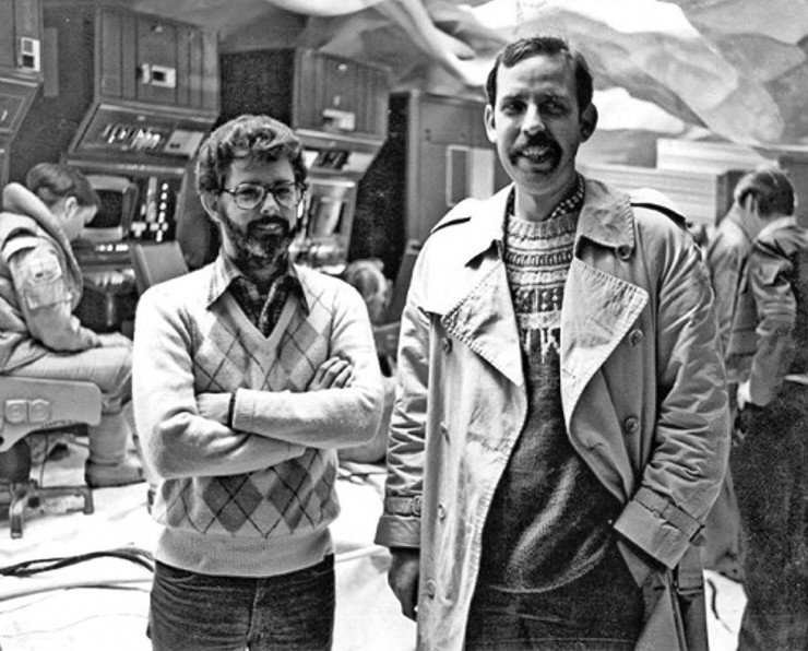 walter murch and george lucas