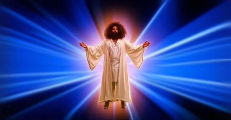 Reggie Watts in 'Waves'