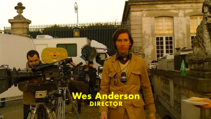 Wes Anderson American Express