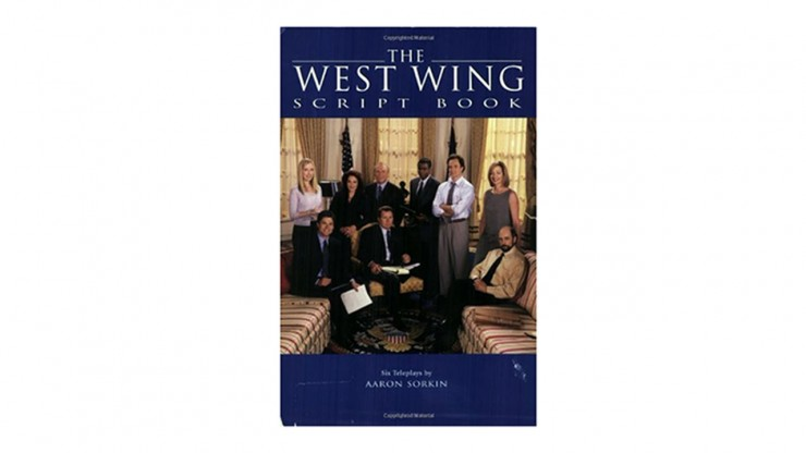 The West Wing Scriptbook by Aaron Sorkin
