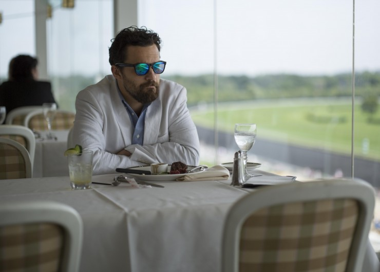 Win It All': Joe Swanberg and Jake Johnson on Shooting a 16mm Micro